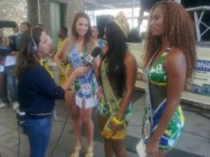 Entrevista Bahia Meio Dia