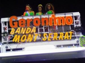 A despedida do Carnaval 2014 foi no Circuito Barra Ondina no trio de Gerônimo.